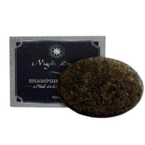 Shampoing solide à l'huile de nigelle d'Éthiopie 60g - Nigelle Source